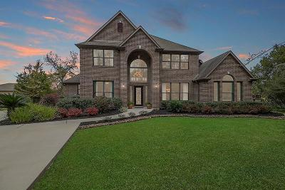 Montgomery Single Family Home For Sale: 8540 Majestic Lake Court