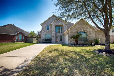 League City Single Family Home For Sale: 4509 Canyon Crest Drive