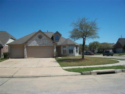 Katy TX Single Family Home For Sale: $194,500