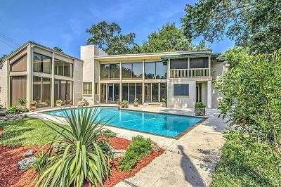 Houston Single Family Home For Sale: 6000 Pebble Beach Drive