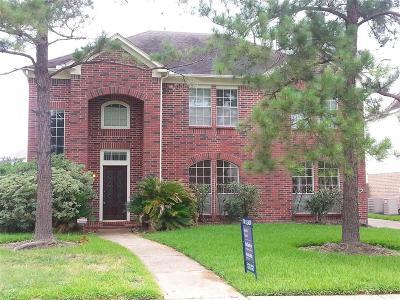 Missouri City Single Family Home For Sale: 3550 Aldridge Drive