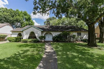 Spring Shadows Single Family Home For Sale: 2018 Eaglerock Drive