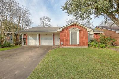 Harris County Single Family Home For Sale: 6406 Mobud Drive