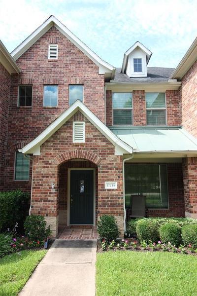 Houston Condo/Townhouse For Sale: 17735 Skyline Arbor
