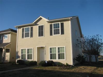 Houston Single Family Home For Sale: 11720 Chanteloup Drive