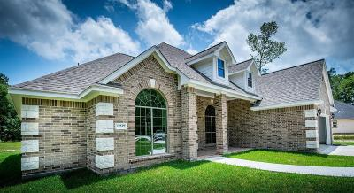 Conroe Single Family Home For Sale: 18747 Oak Shadow Circle