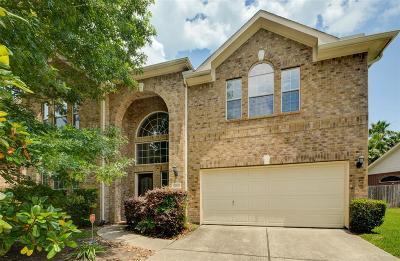 The Woodlands Single Family Home For Sale: 19 S April Mist Circle