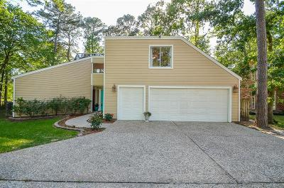 Crosby Single Family Home For Sale: 16003 Bollard Drive