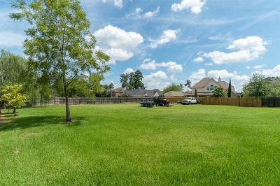 Spring Residential Lots & Land For Sale: 7603 Place Vendome