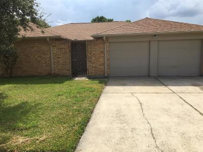 La Porte Single Family Home For Sale: 3602 Maplewood Drive