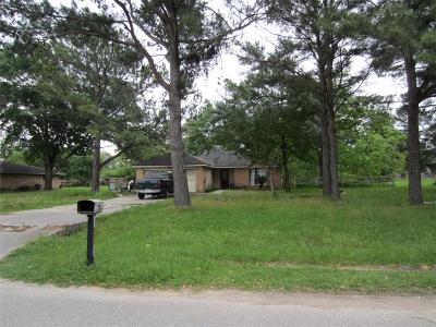 Cypress Single Family Home Option Pending: 16102 Merle Road
