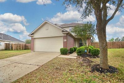 Rosenberg Single Family Home For Sale: 6402 Haven Forest Lane