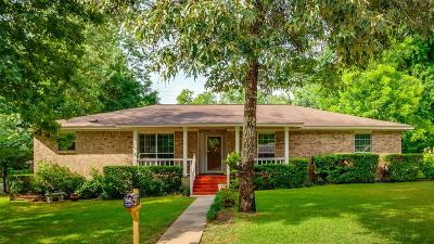 Conroe Single Family Home For Sale: 301 Parkway Drive