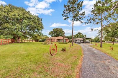 Santa Fe Single Family Home For Sale: 6815 Highland Road