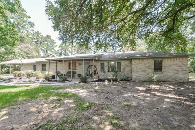 Porter Single Family Home For Sale: 20225 S Hillcrest Drive