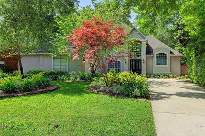 The Woodlands Single Family Home For Sale: 22 Spotted Fawn Court