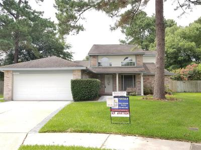Cypress Single Family Home For Sale: 12535 Hideaway Park Drive