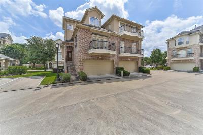 Houston Condo/Townhouse For Sale: 8016 Pagosa Springs Drive