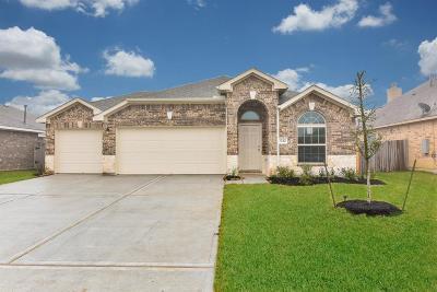 Texas City Single Family Home For Sale: 3122 Sandpiper Drive