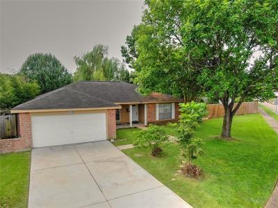 Houston TX Single Family Home For Sale: $209,900
