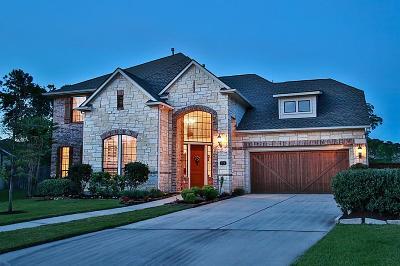 Shenandoah Single Family Home For Sale: 104 E Silverwood Ranch Est