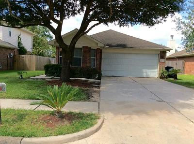 Spring Single Family Home For Sale: 24231 Spring Sunset Drive
