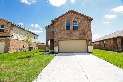 Missouri City Single Family Home For Sale: 2419 Concord Terrace