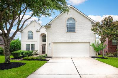 Sugar Land Single Family Home For Sale: 1202 Ivory Meadow Lane