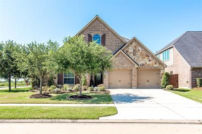 Fulshear Single Family Home For Sale: 27619 Quiet Canyon Lane