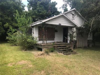 Baytown Single Family Home For Sale: 1313 Ash Street