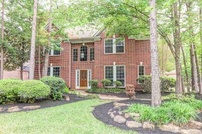 The Woodlands Single Family Home For Sale: 98 N Silver Crescent Circle