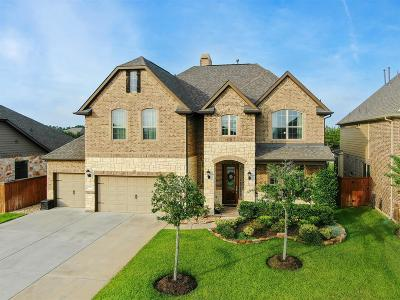 Tomball Single Family Home For Sale: 18522 Highpointe Run Lane