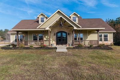 Conroe Single Family Home For Sale: 12988 Elrod Street