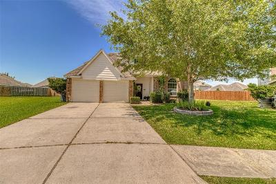 Baytown Single Family Home For Sale: 4216 Thyme Circle