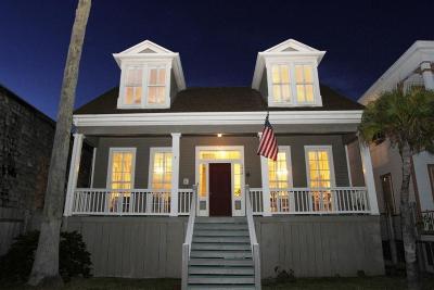 Galveston Single Family Home For Sale: 1414 Post Office Street
