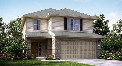 Porter Single Family Home For Sale: 6050 Oakland Bluff Lane