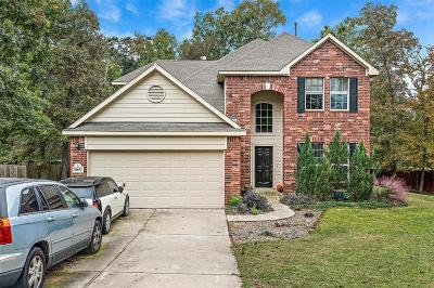 Willis Single Family Home For Sale: 10653 Forest Creek Drive