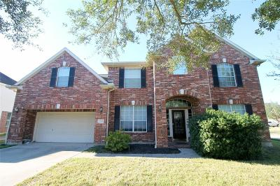 Fort Bend County Single Family Home For Sale: 10934 Wildcat Bridge Lane