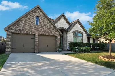 Pearland Single Family Home For Sale: 13610 Silent Walk Drive