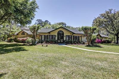 Houston Single Family Home For Sale: 38 Sandalwood Drive