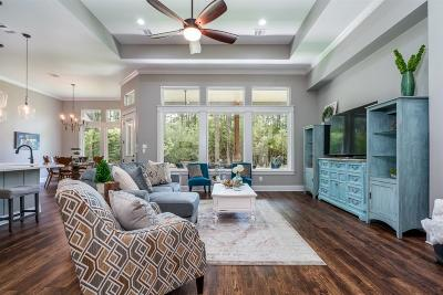 Magnolia Single Family Home For Sale: 14927 Timbershade Crossing