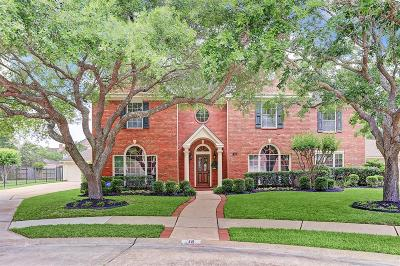 Sugar Land Single Family Home For Sale: 15 Bishops Court
