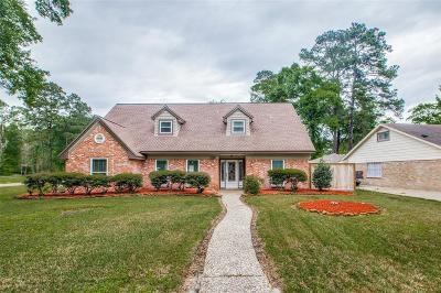 Conroe Single Family Home For Sale: 496 Brandon Road