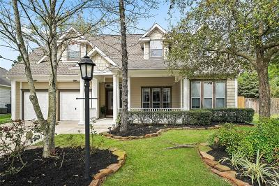 The Woodlands Single Family Home For Sale: 82 Fledgling Path Street