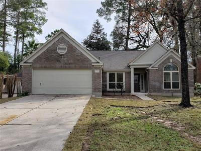 The Woodlands Single Family Home For Sale: 179 Dreamweaver