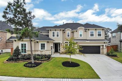 Cypress Single Family Home For Sale: 16511 Garden Edge Lane
