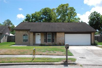 Webster Single Family Home For Sale: 17318 Fife Lane
