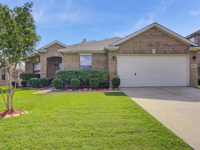 League City Single Family Home For Sale: 524 Cedar Branch Drive