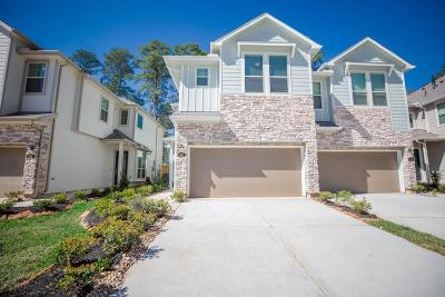 Conroe Condo/Townhouse For Sale: 190 Moon Dance Court