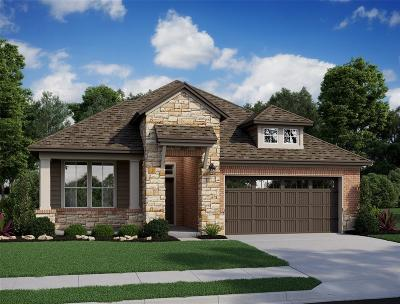 Humble TX Single Family Home For Sale: $313,404